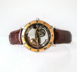 HYLIZO Überbrücken Watch - Limited Skeleton Edition