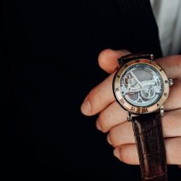HYLIZO Überbrücken Watch - Limited Skeleton Edition